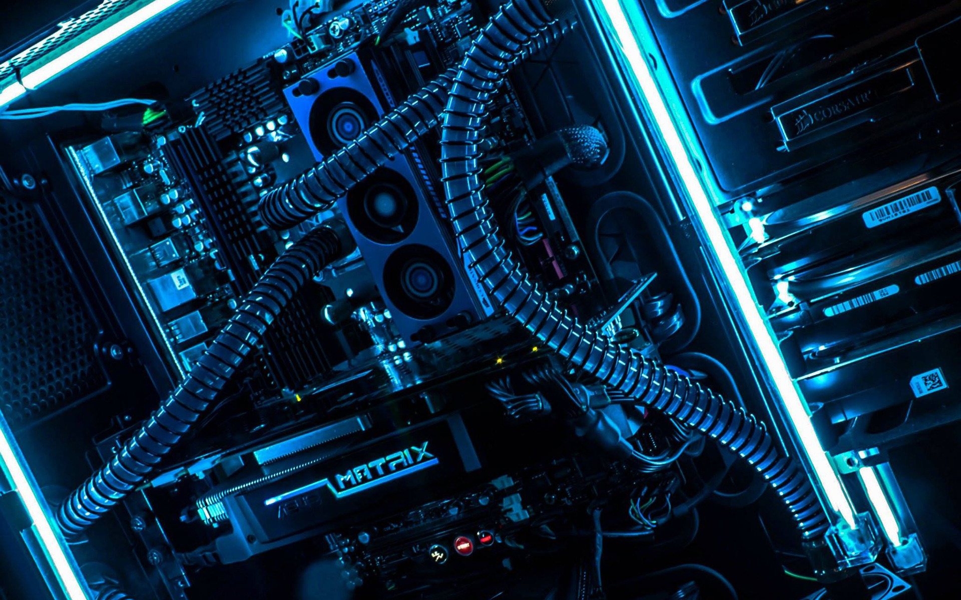Gaming Pc Wallpaper Wallpapersafari