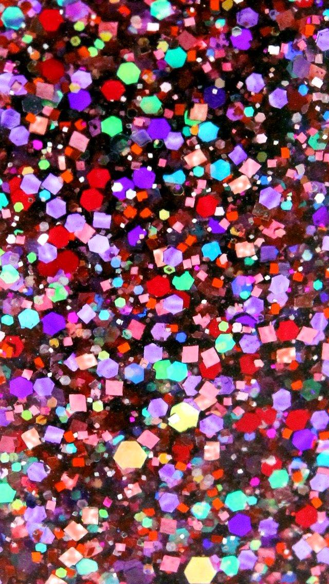 Glitter Sparkle Glow   iphone wallpaper Trendvee 640x1136