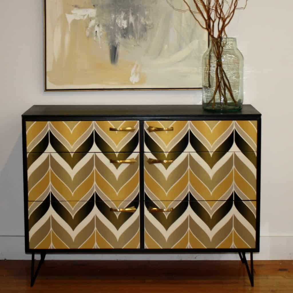MCM Dresser Candice Olsen Wallpaper SOLD   Dwellissimo 1024x1024