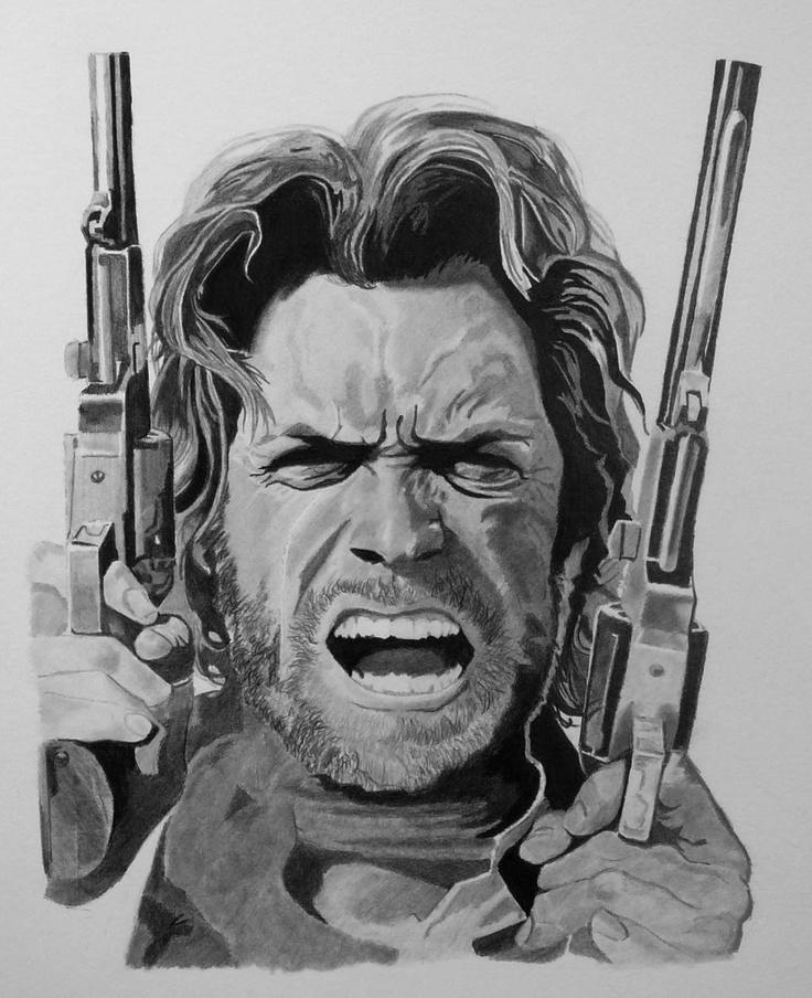 Clint Eastwood 736x904