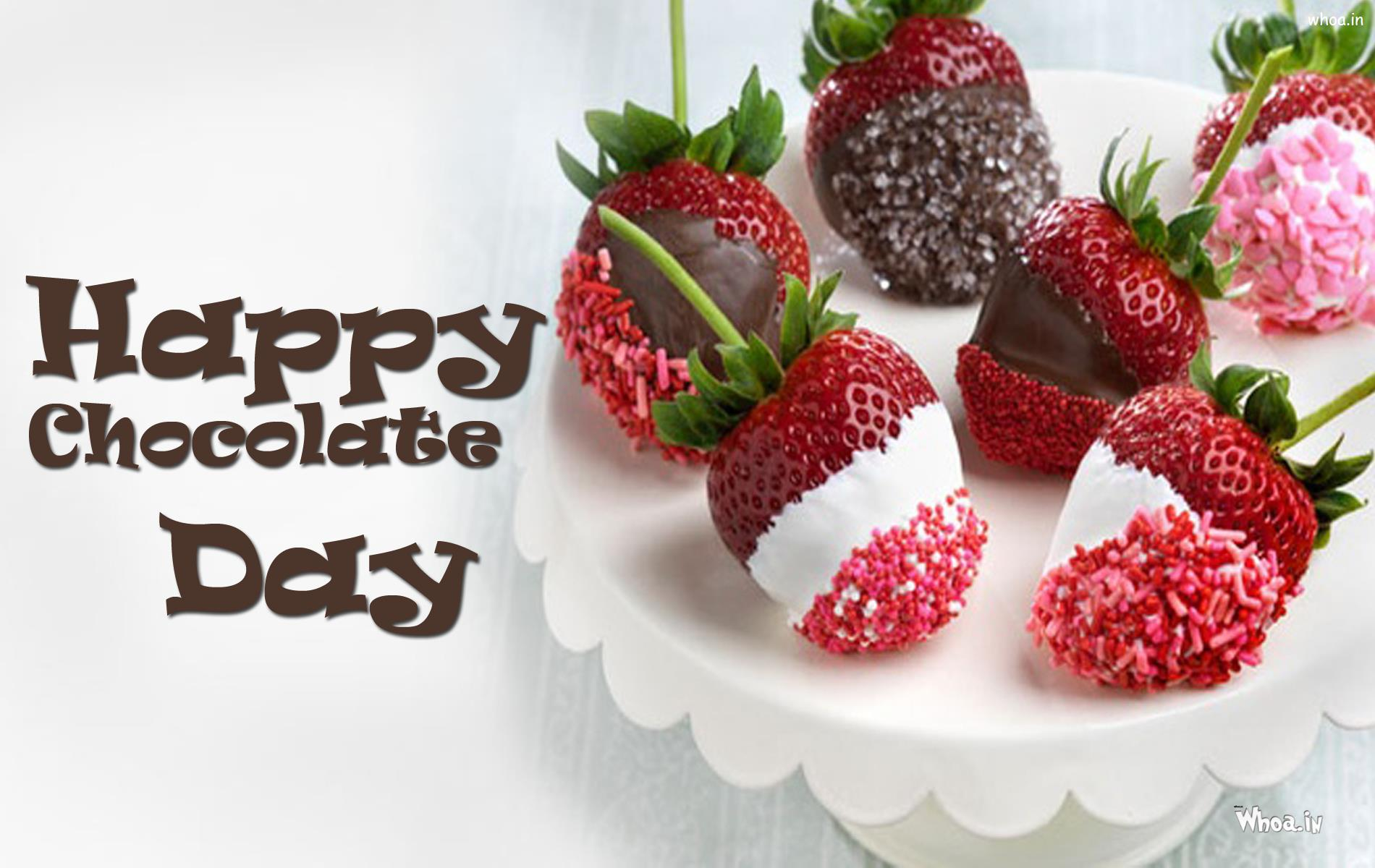 Chocolate Day Quotes Desktop Wallpaper 12576   Baltana 1900x1200