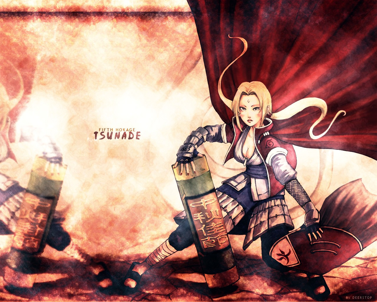 Download Tsunade Naruto Wallpaper 1280x1024 Wallpoper 1280x1024