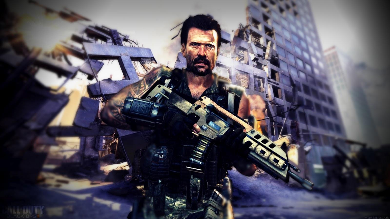Call Of Duty Black Ops 2 HD Wallpaper 1080p PiCsHoliC 1600x900