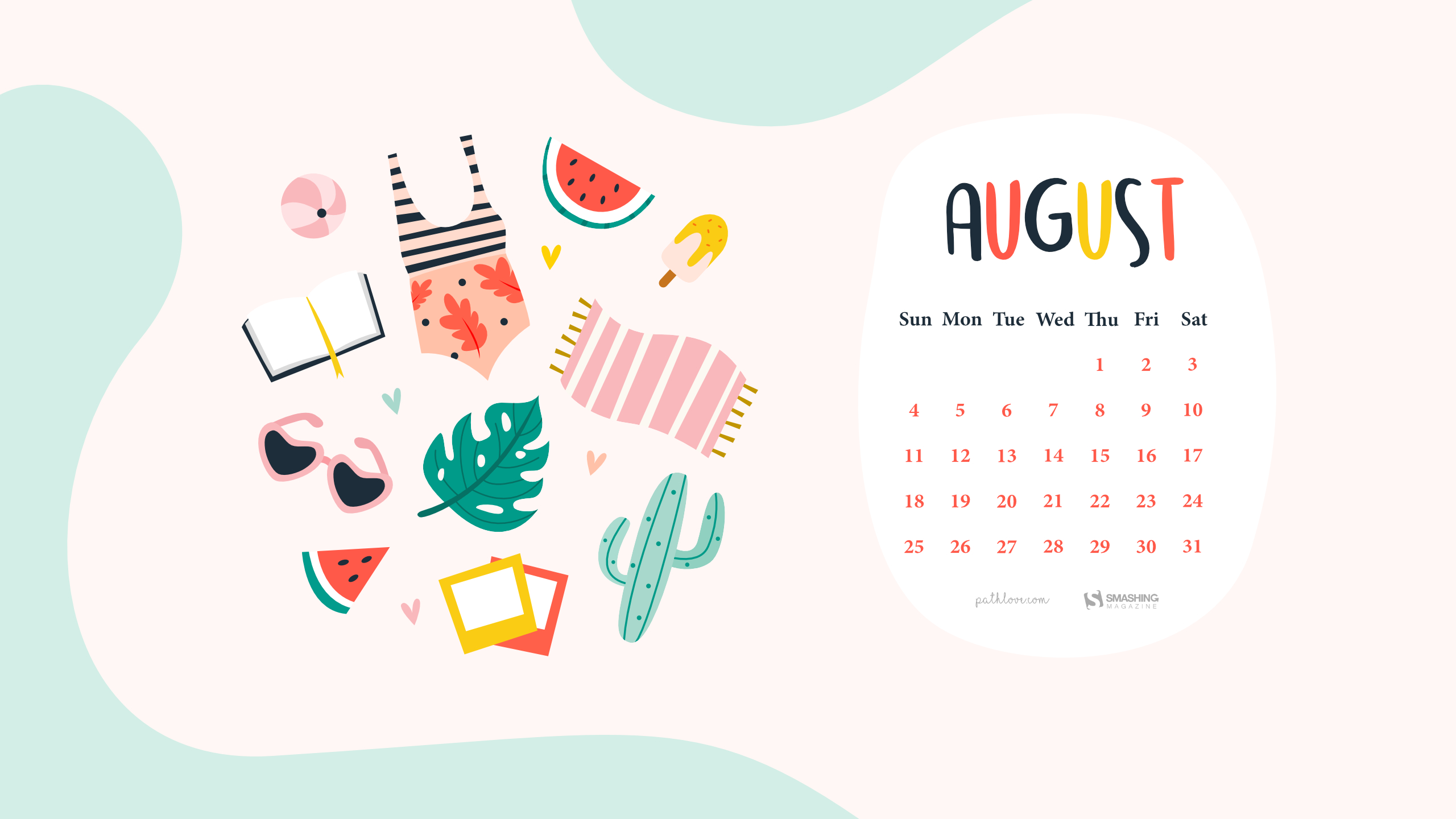 Adventures In August 2019 Wallpapers Edition Smashing Magazine 2560x1440