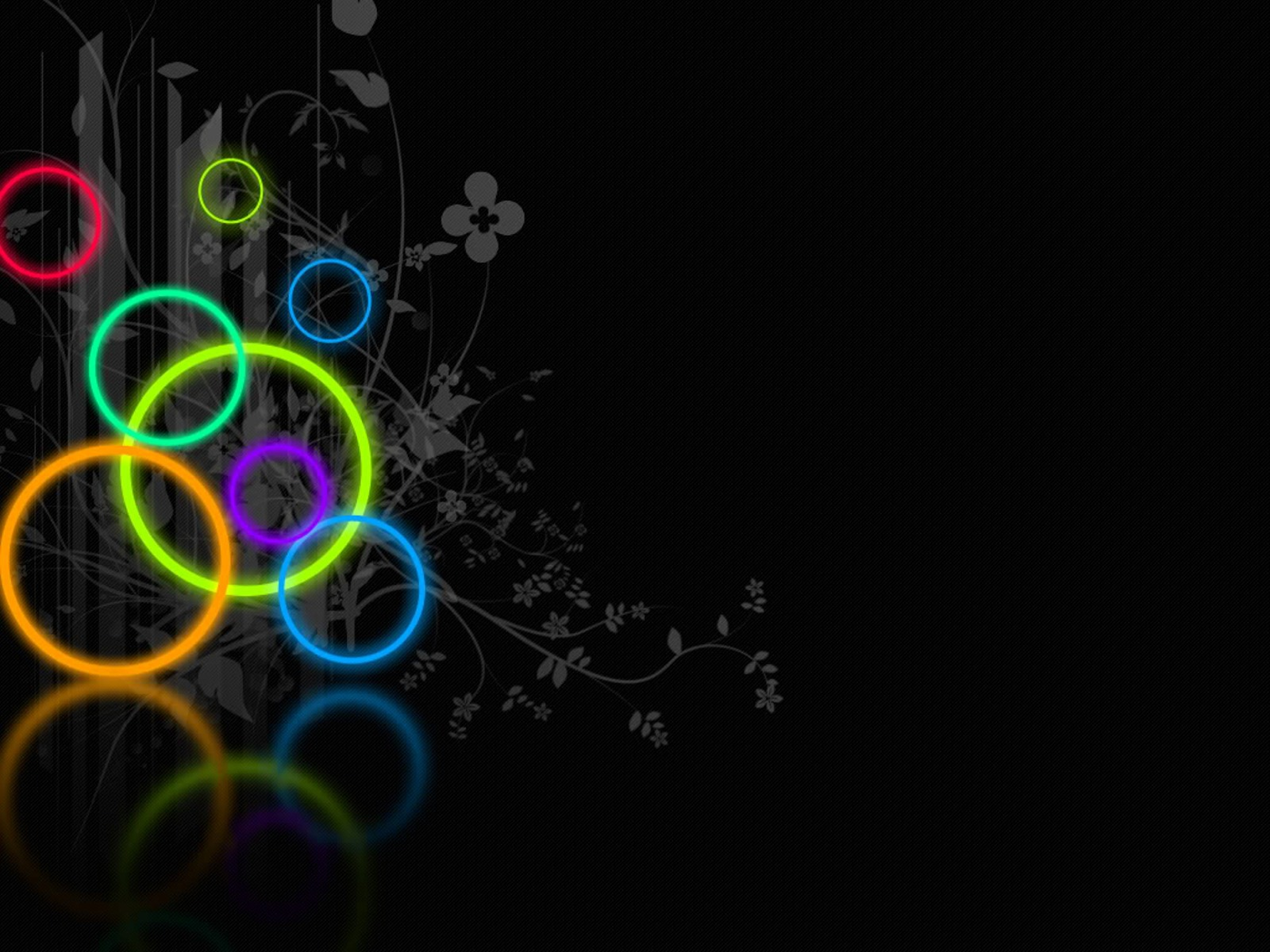 Cute Neon Backgrounds 1600x1200