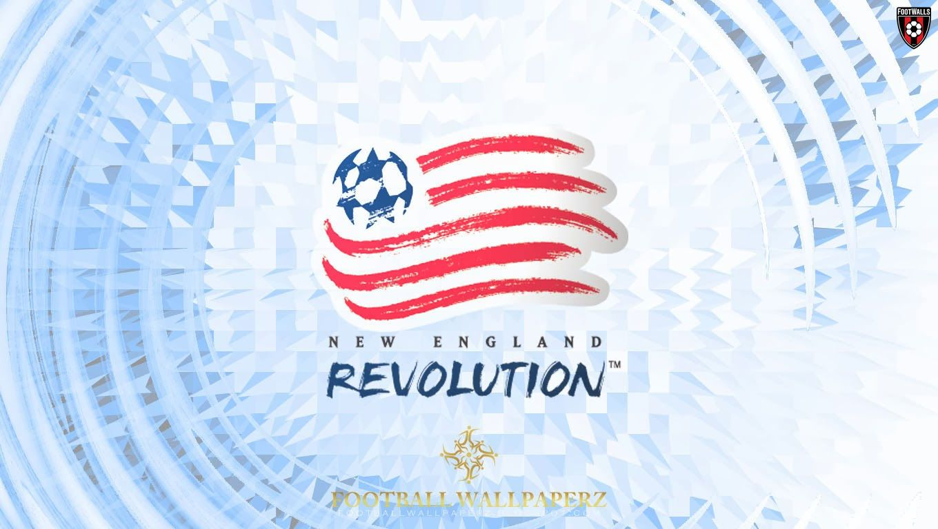 15 New England Revolution Logo Wallpapers   Download at WallpaperBro 1360x768