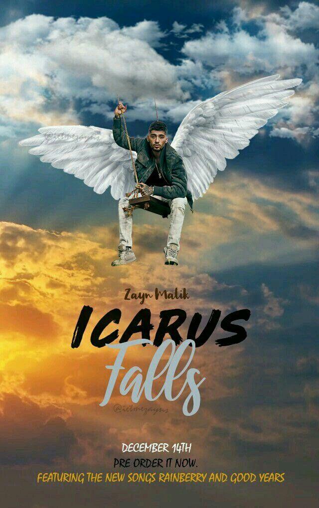 Icarus Falls ] Icarus fell Zany malik Zayn malik 640x1020