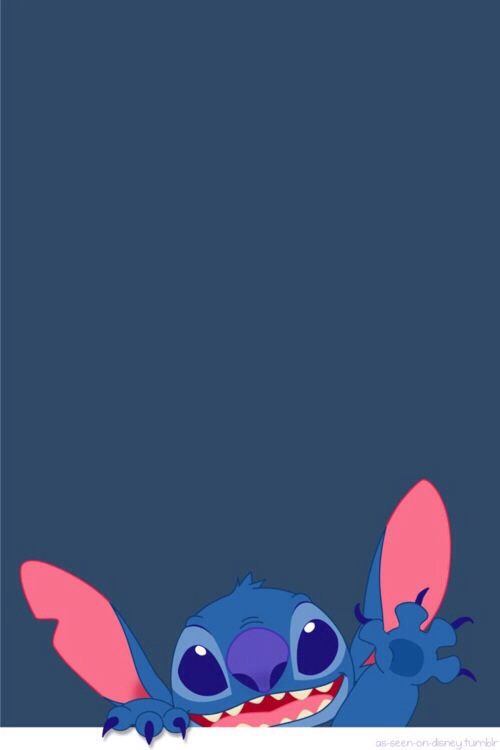 stitch wallpaper Tumblr 500x750