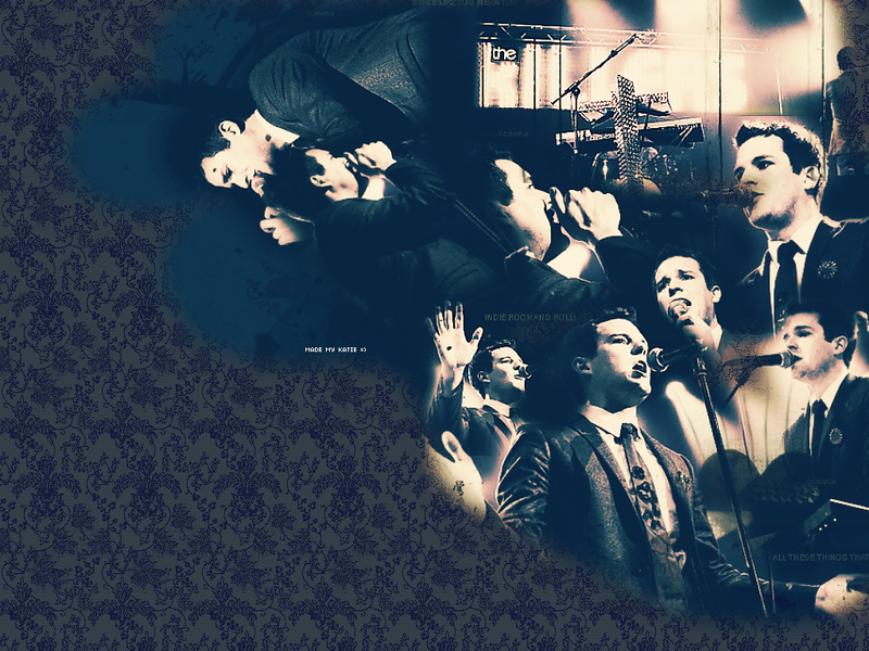 Indie rock and Roll   The Killers Wallpaper 21884959 800x600