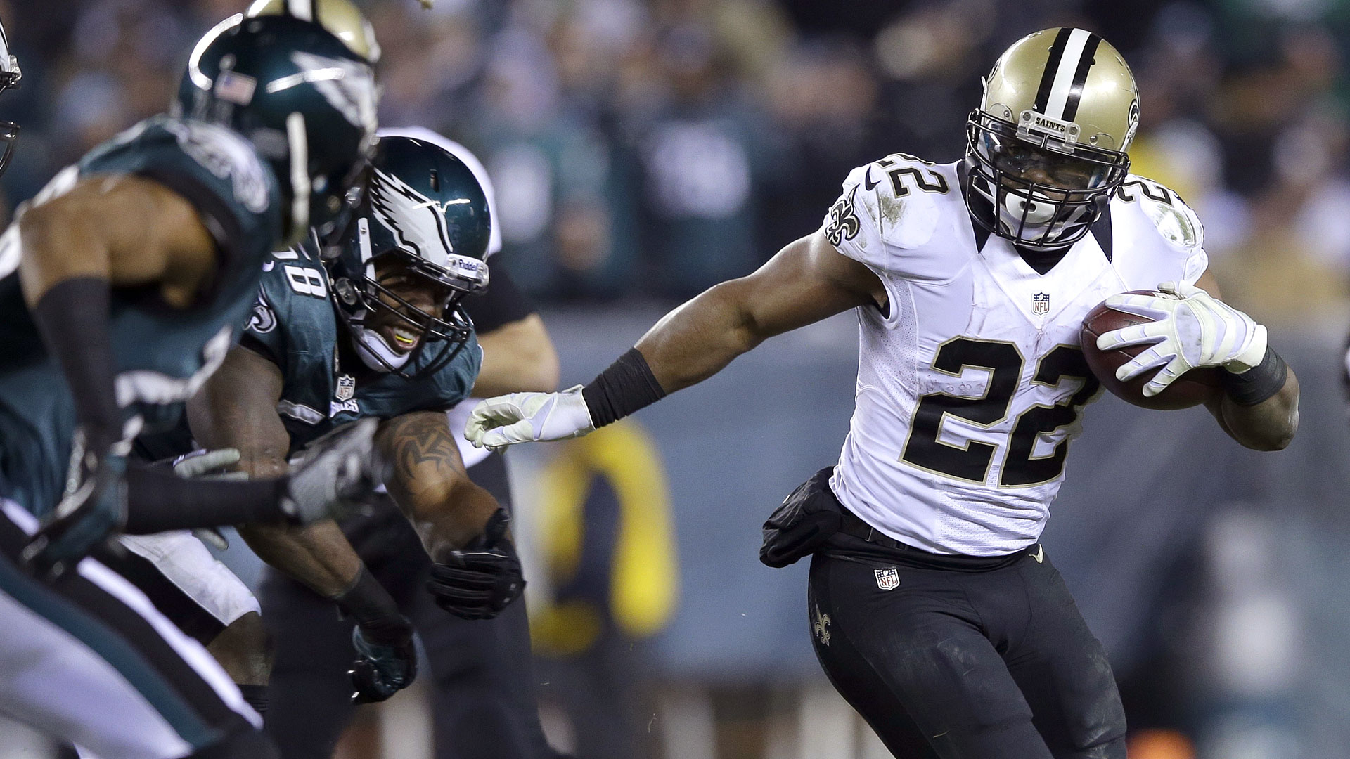 More Saints woes Mark Ingram to miss a month with hand injury 1920x1080
