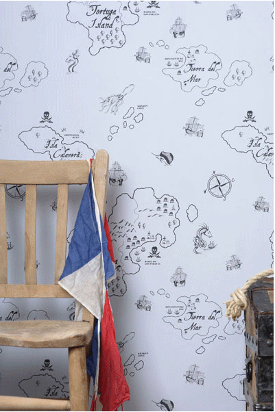 Wallpaper Made in England 401x602