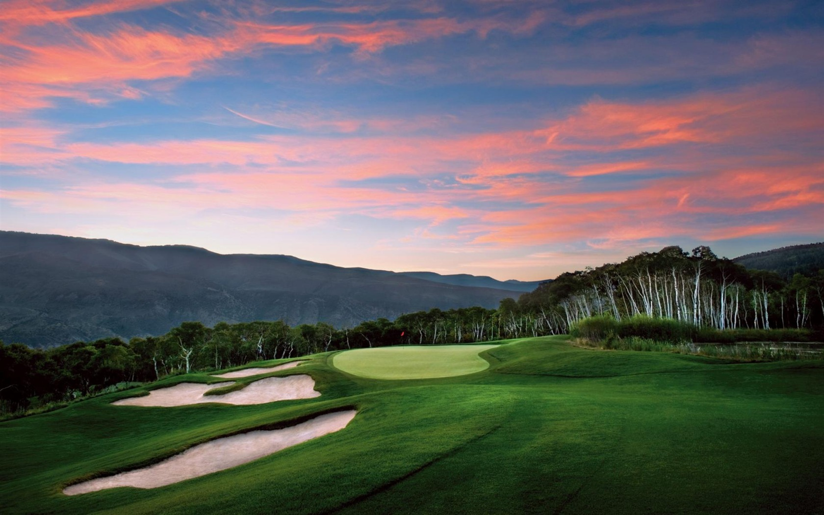 golf courses world beautiful scenery wallpaper 1680x1050 wallpaper 1680x1050
