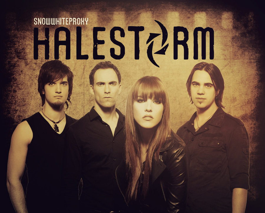 Halestorm Wallpaper by EVFanKayda1020 900x723