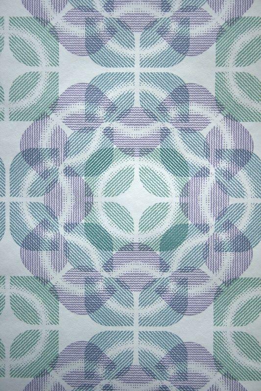 wallpaper vintage wallpaper papier peint rtro geometric wallpaper 533x800