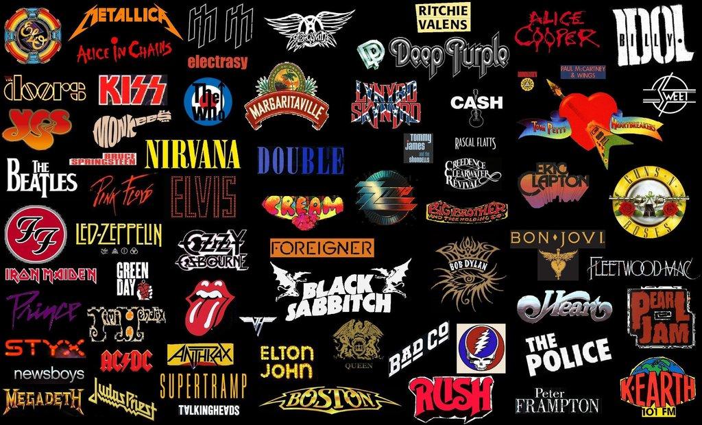 Classic Rock Band Logo Classic Rock Bands Wallpaper 1024x620