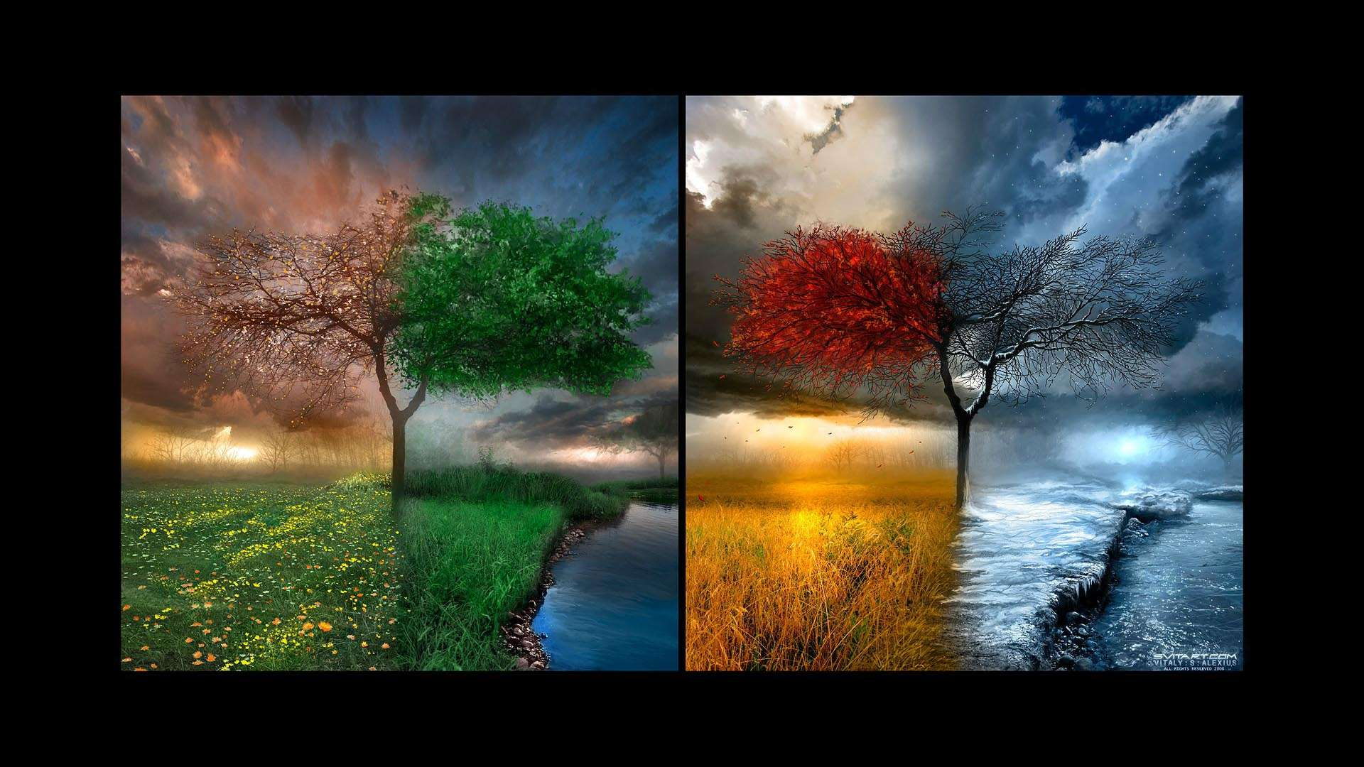Four Seasons HD Wallpaper FullHDWpp   Full HD Wallpapers 1920x1080 1920x1080