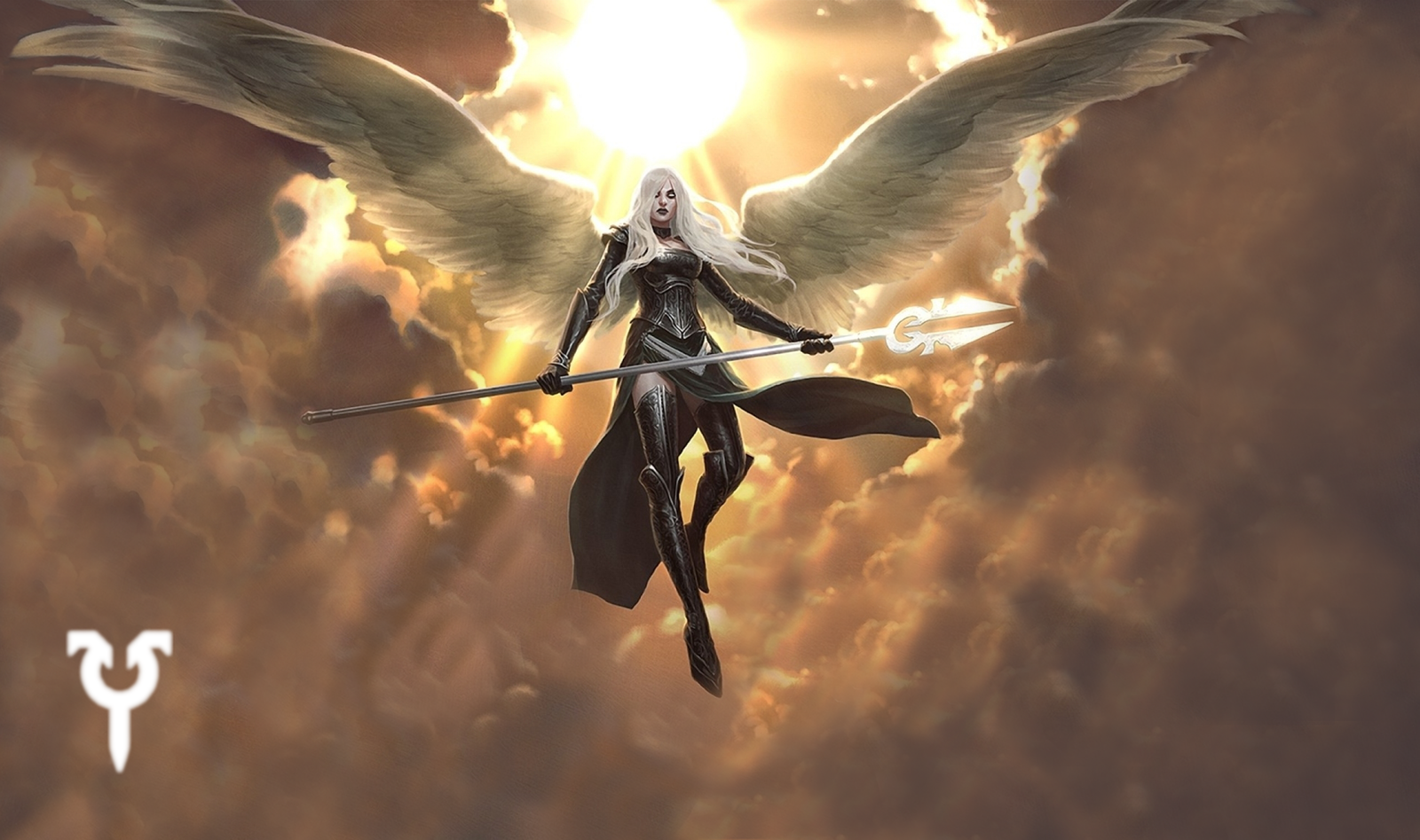 Magic The Gathering Wallpaper Angel Pics Download