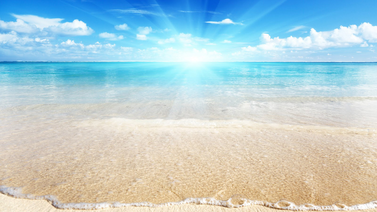 Beach Sunshine Windows 81 Theme   ThemeWallpaperscom 1600x900