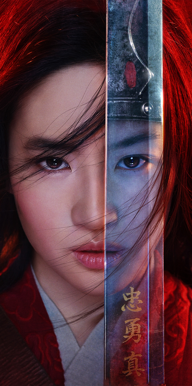 1440x2880 Mulan 2020 Movie Poster 1440x2880 Resolution Wallpaper 1440x2880