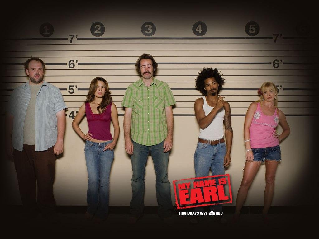 My Name Is Earl Blm Rehberi Tantm Wallpaper Kadro 1024x768