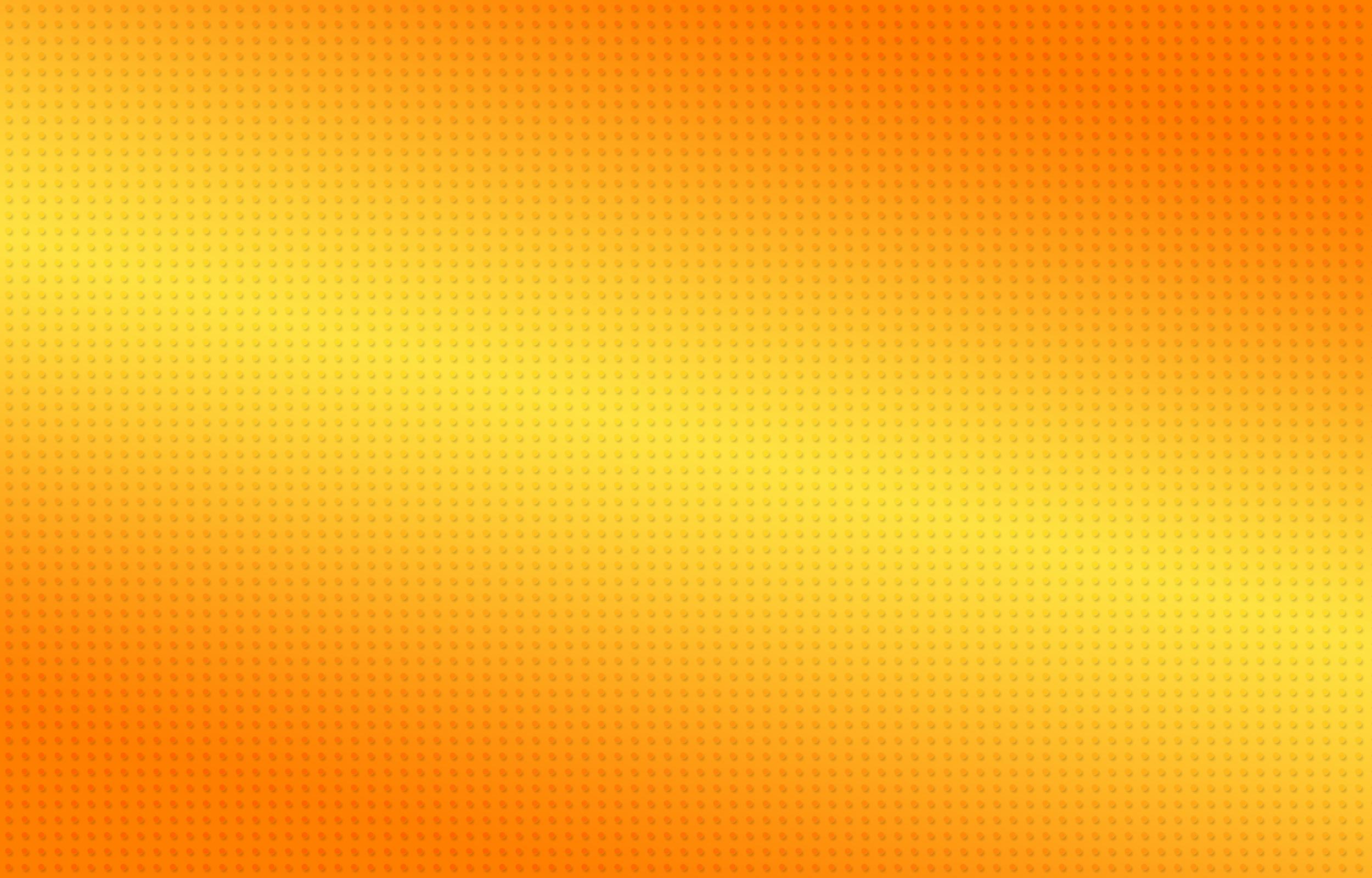 Orange Orange Wallpaper 2500x1600