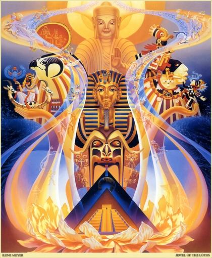 Egyptian Mythology Wallpaper