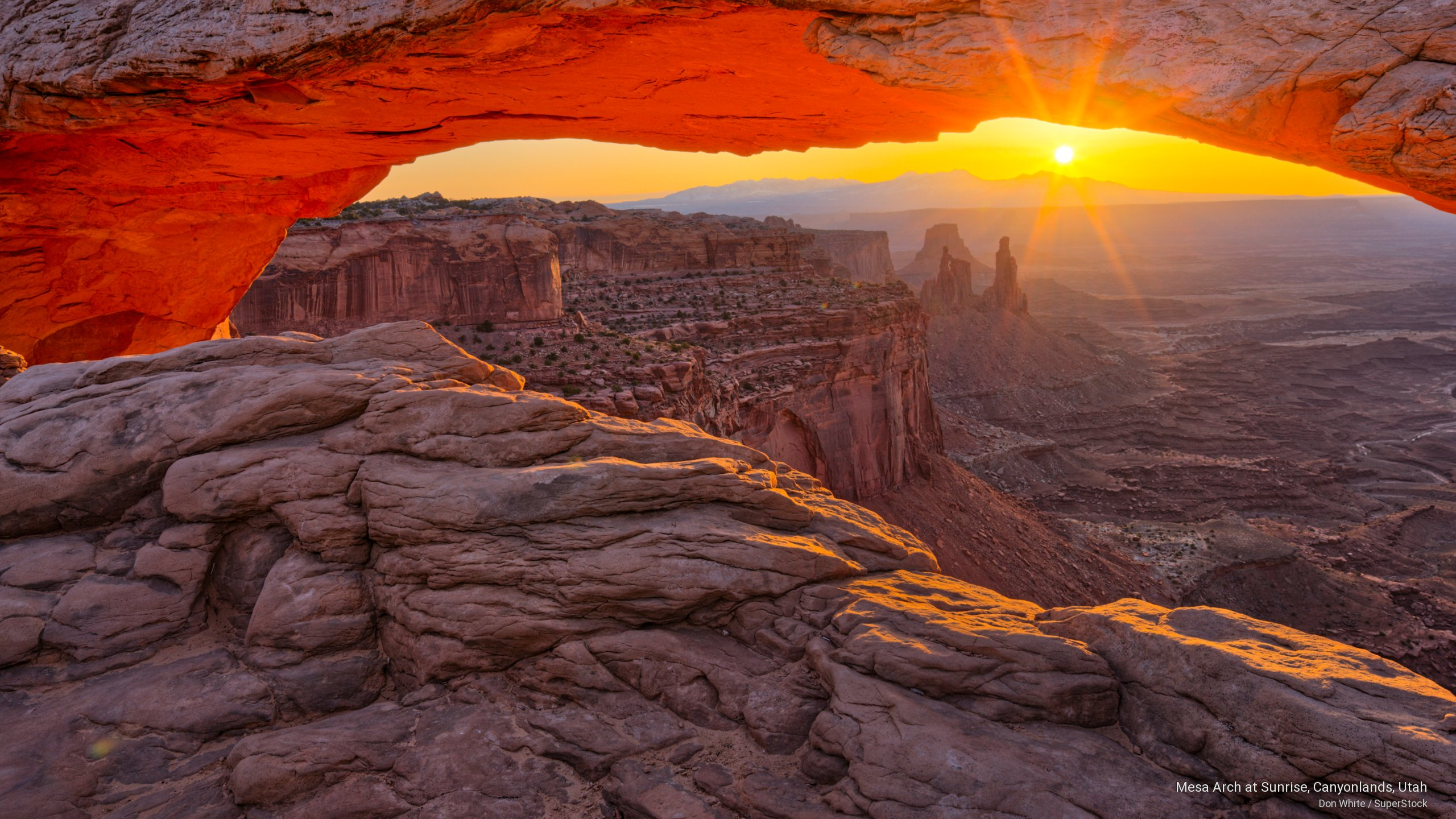 Wallpapersafari: Mesa Arch Wallpaper