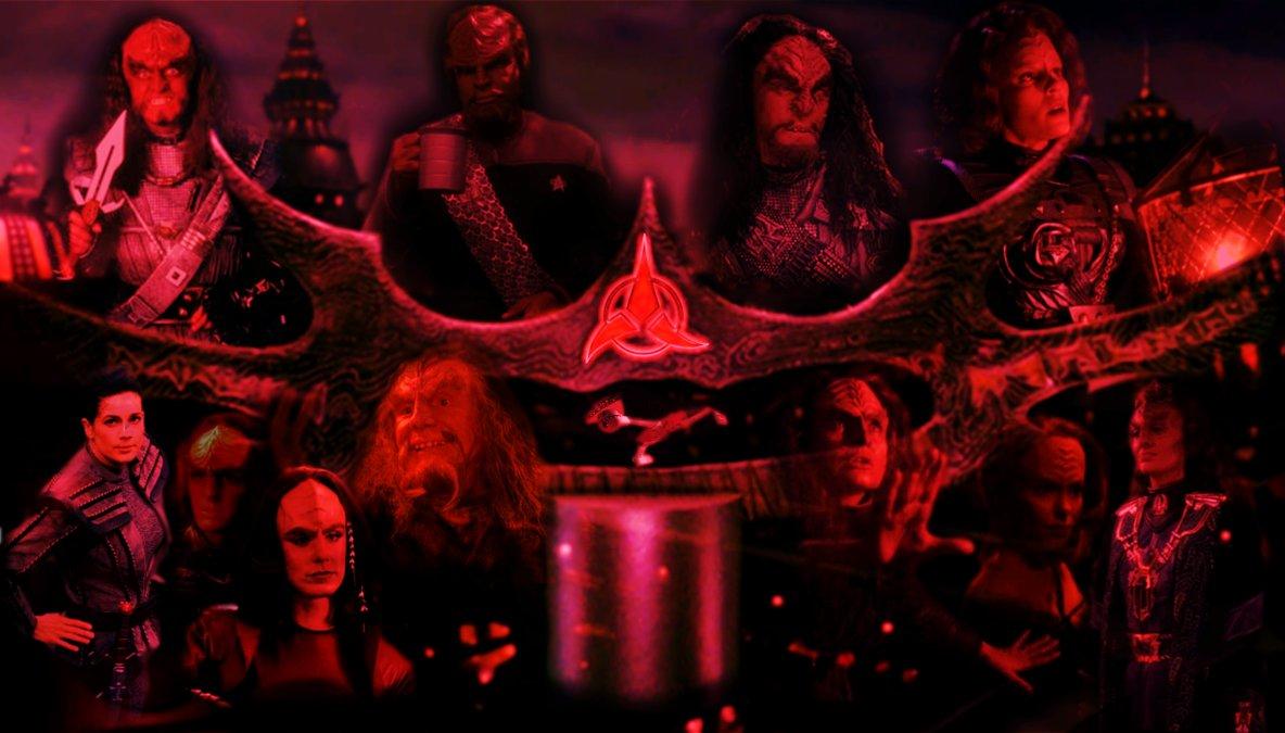 Klingon Wallpapers 1184x675