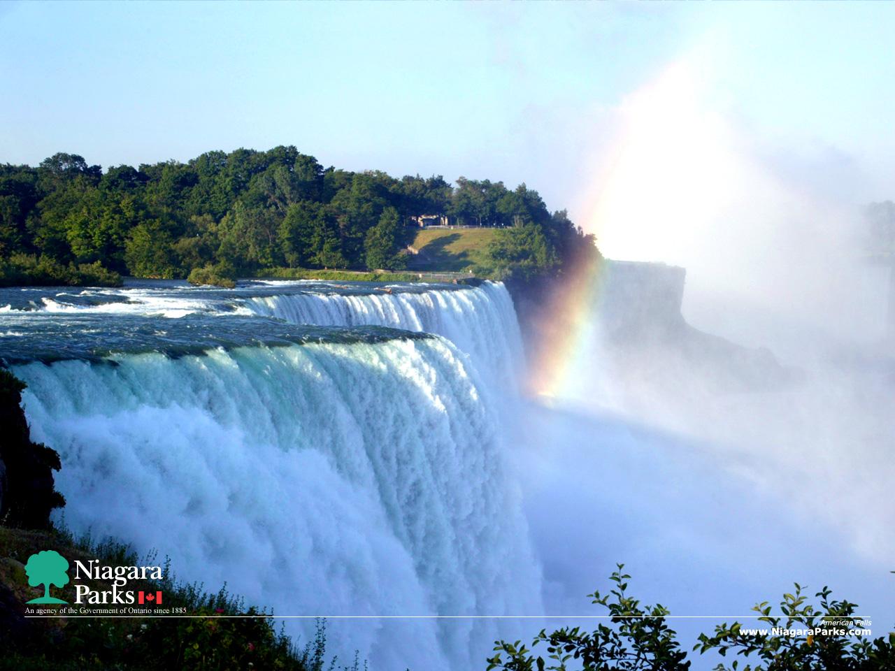 47 Niagara Falls Wallpaper For Desktop On Wallpapersafari