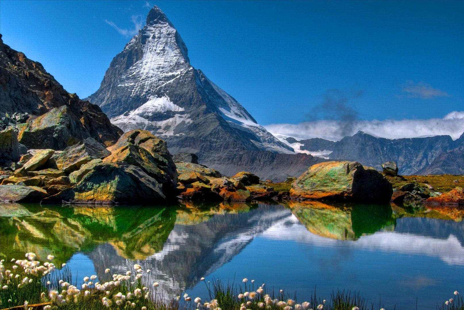 matterhorn desktop wallpaper