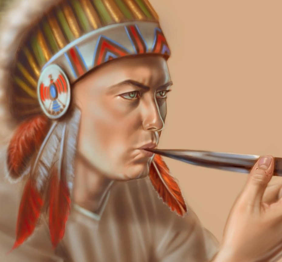 grand cherokee indian chief by great master 928x861