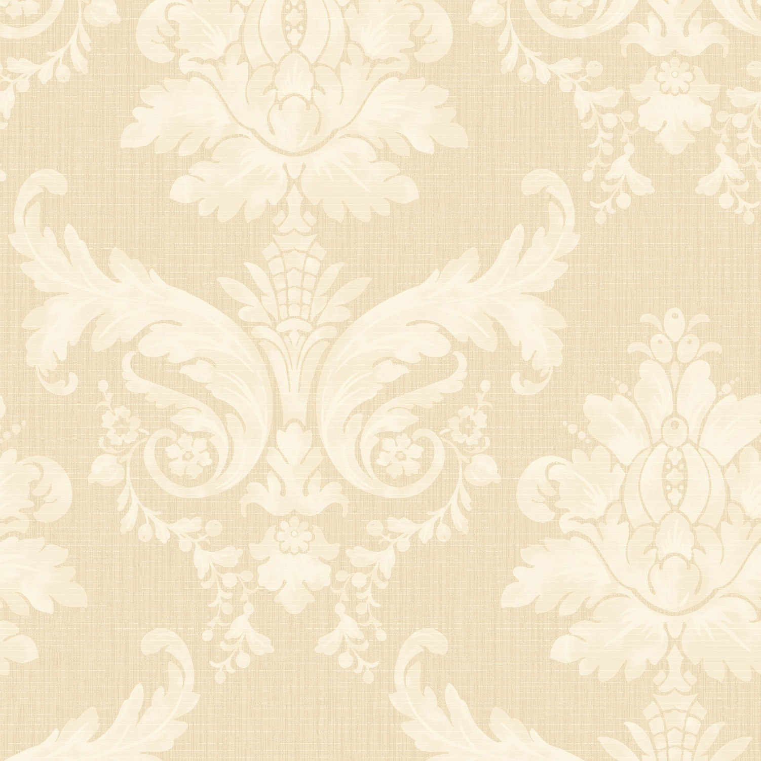Langley   Cream Wallpaper and wallcoverings from Holden Decor Ltd 1502x1502
