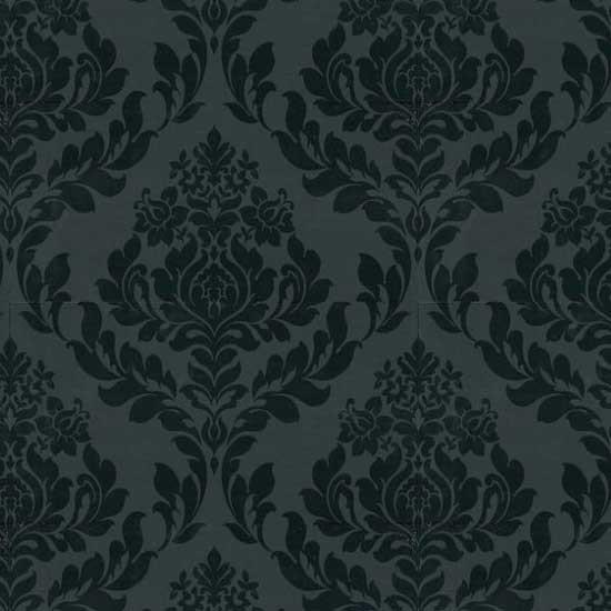 hd cream wallpaper Black Damask Wallpaper 550x550