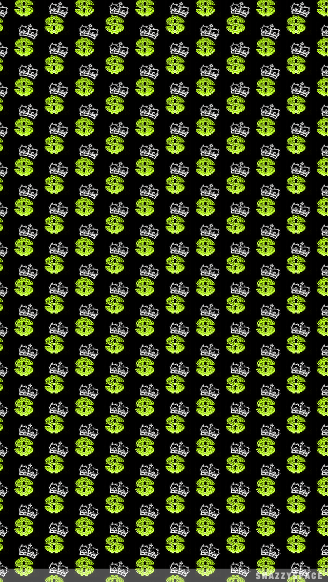 Installing this Ghetto Dollars iPhone Wallpaper is very easy Just 640x1136