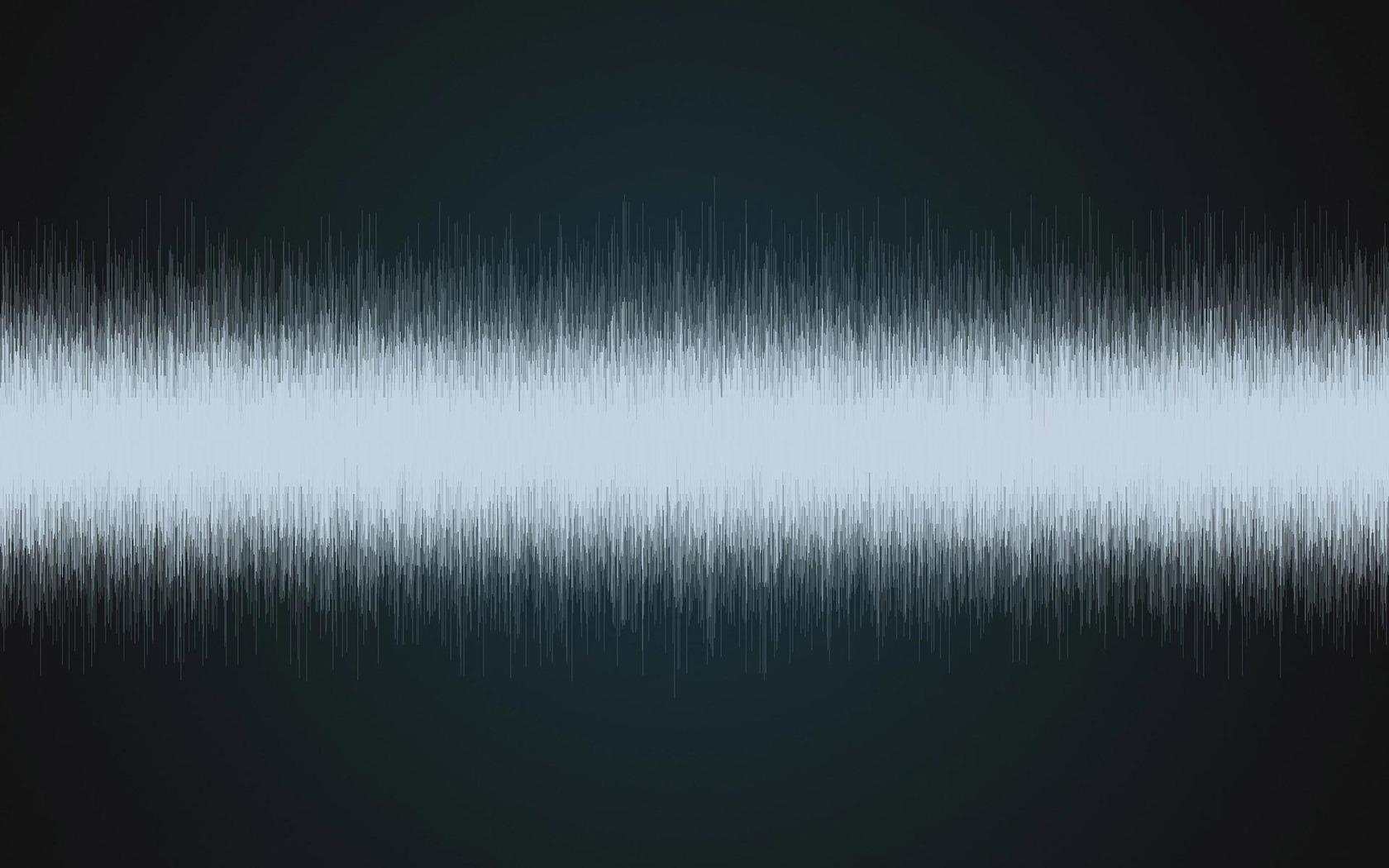 Sound waves wallpaper 194 1680x1050