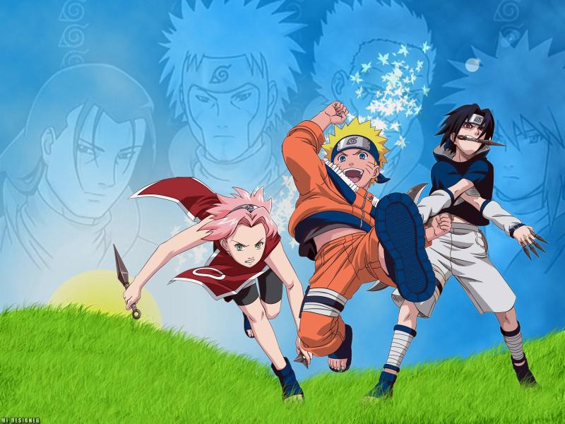 Wallpapers Naruto Taringa 800x600