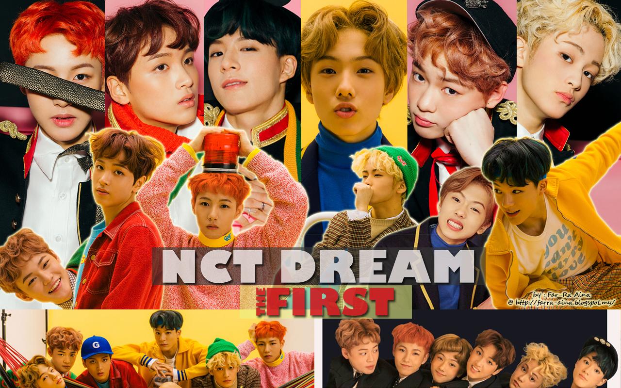 k pop lover ^^ NCT DREAM   The First WALLPAPER 1280x800