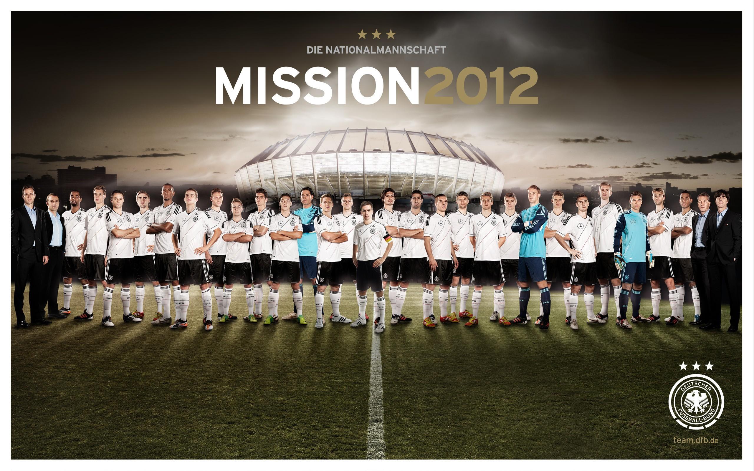 soccer euro 2012 germany national team nationalmannschaft wallpaper 2560x1600