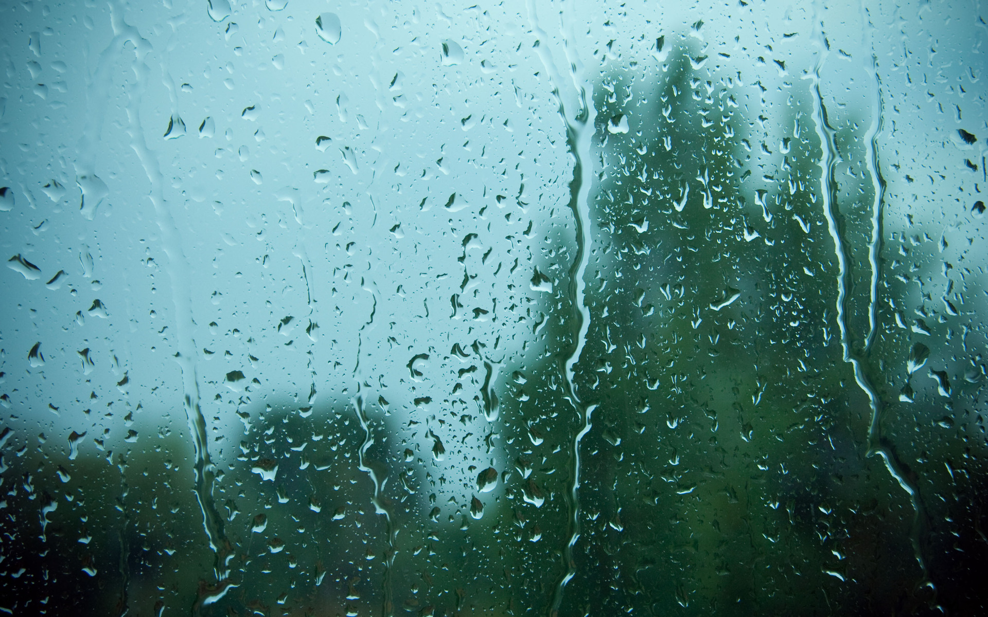 Image result for rain on window