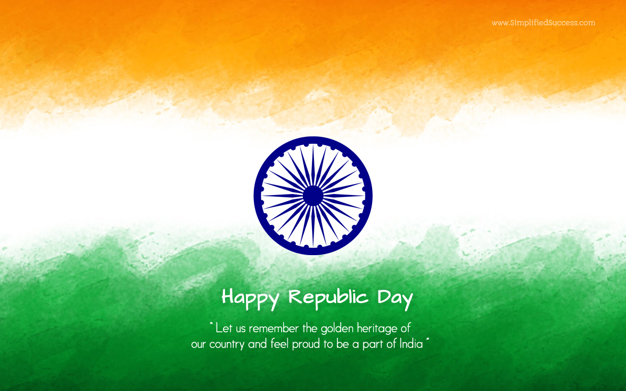 Happy Republic Day 2015 HD Wallpaper Download Download 1280x800