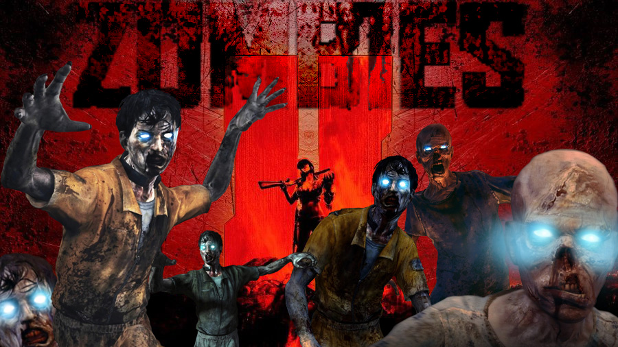 Free Download Black Ops 2 Zombie Wallpaper By Undeaddemon4