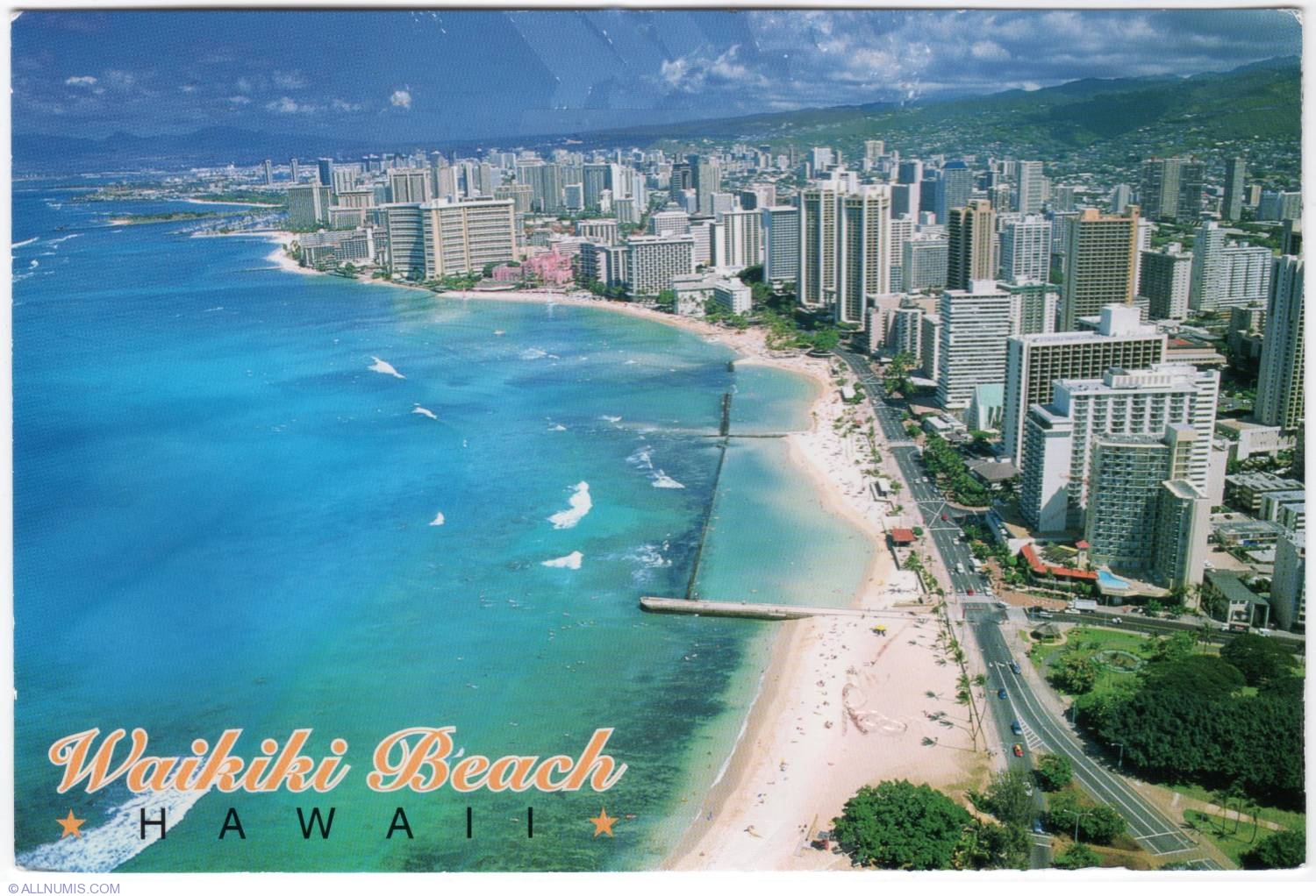 [40+] Wallpaper Hawaii For Computer Waikiki On WallpaperSafari