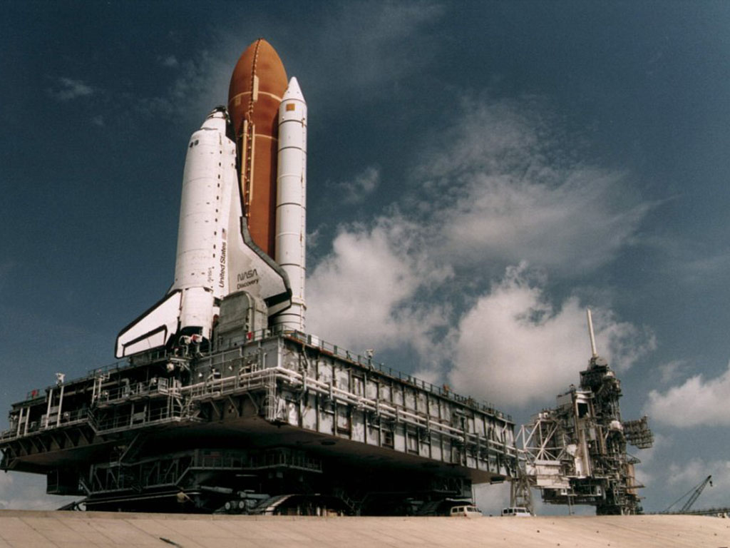 Download Space Shuttle wallpaper Space shuttle 4 1024x768
