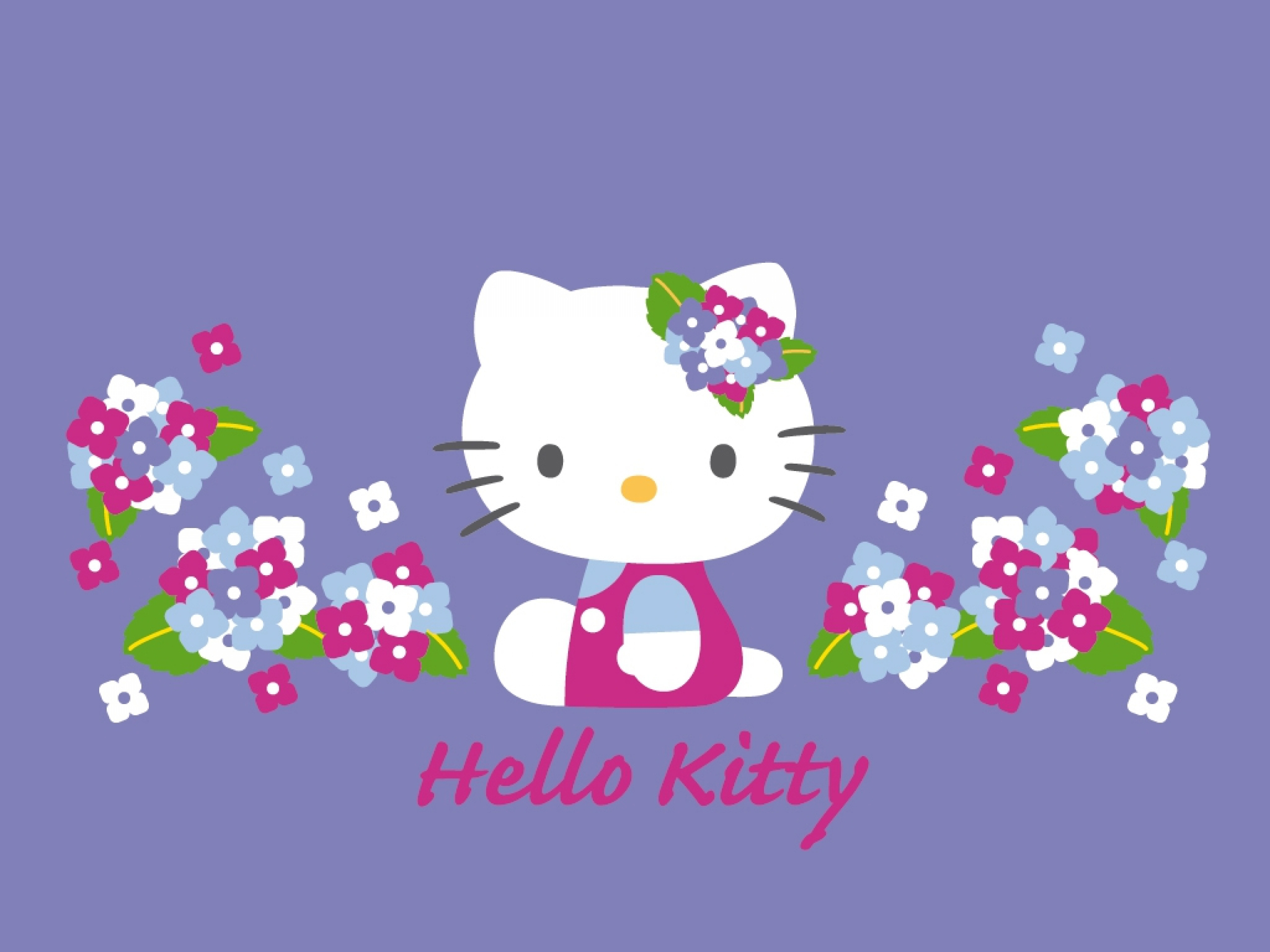 Hello Kitty Wallpaper HD 2560x1920
