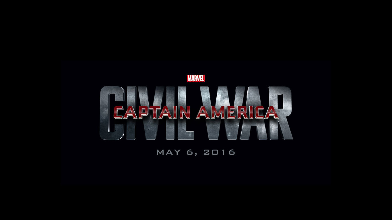 Captain America Civil War 2016 iPhone Desktop Wallpapers HD 1366x768
