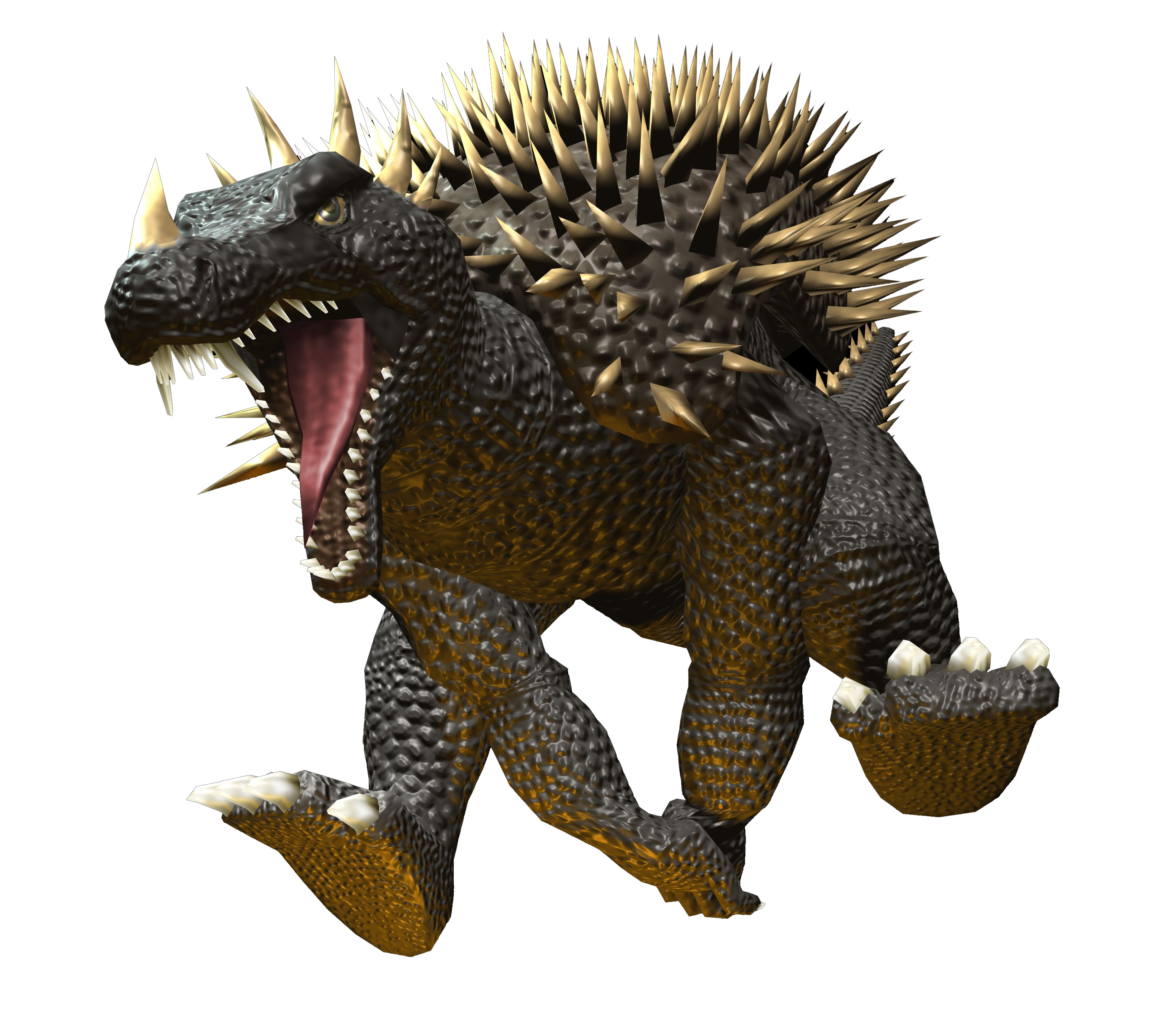 Anguirus toy clipart images gallery for download MyReal 2836x2550