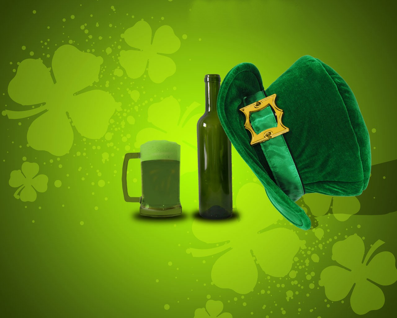 St Patricks Day Wallpaper   Miscellaneous Photos and Wallpapers 1280x1024