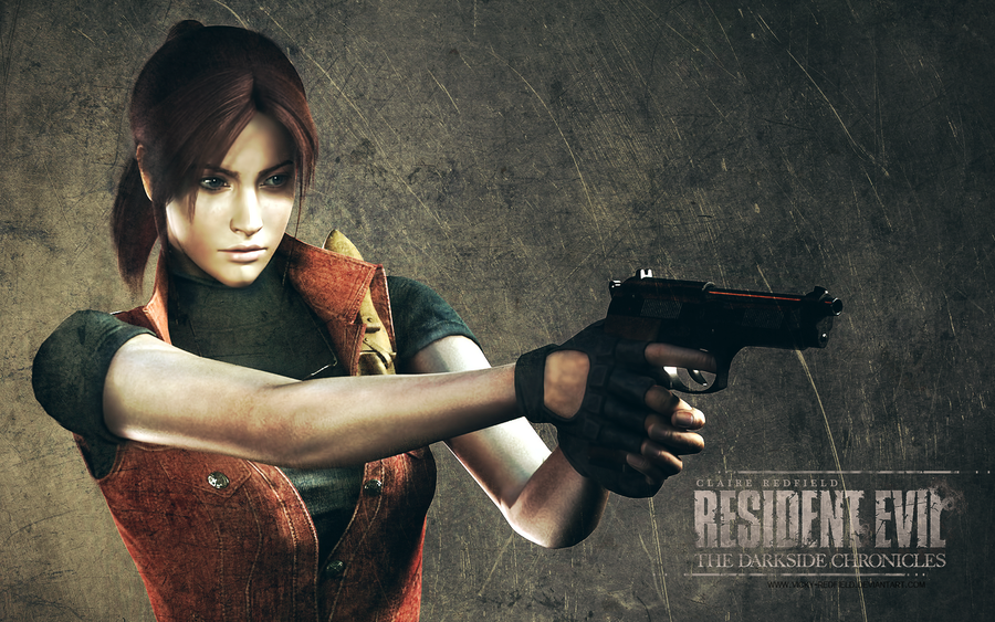 claire redfield re dc wallpaper by vicky redfield d4s699epng 900x563