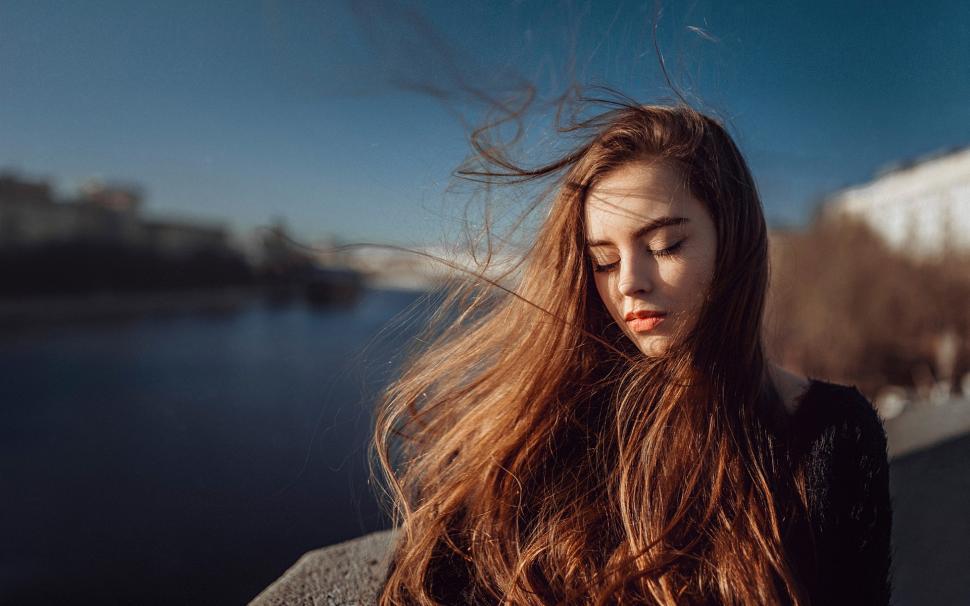 Free Download Long Hair Girl Portrait Sunlight Wind Wallpaper Girls 970x606 For Your Desktop Mobile Tablet Explore 97 Long Hair Wallpapers Long Hair Wallpapers Hair Stylist Wallpaper Wallpaper Hair Luxury