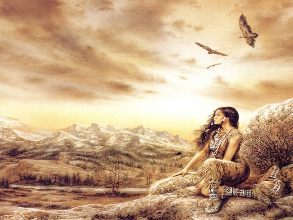 Native Indian Wallpaper Indians native 1024x768